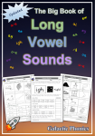 The Big Book of Long Vowel Sounds