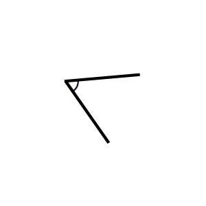 how to draw acute and obtuse angles
