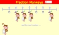 Equivalent Fractions Monkeys