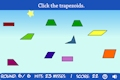 Sheppard Software Quadrilateral Game